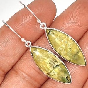 Jewelry - Imperial Opal 925 Earrings